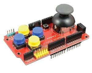 Arduino Joystick Shiled