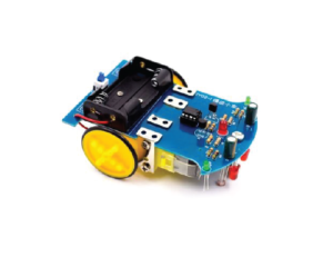 DIY Line Follower Robot Kit
