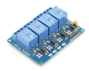 4 Channel Relay Board 12v